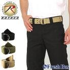 ロスコ ROTHCO ロスコ ベルト メンズ カジュアル Dリング バックル ベルト メンズ 大きいサ…