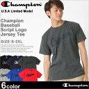 Champion チャンピオン tシャツ メンズ 半袖 ブランド [チャンピオン Champion tシャツ メンズ 半袖 ブランド 大きいサイズ メンズ tシャツ チャンピオン tシャツ ビッグロゴ