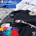 【送料299円】 チャンピオン Champion tシャツ メンズ 半袖 ブランド gt19-y06136 [Champion チャンピオン tシャツ メンズ 半袖 大きいサイズ メンズ tシャツ チ