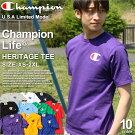【送料299円】Championチャンピオンtシャツメンズchampiontシャツメンズ半袖ブランド大きいサイズメンズtシャツ全10色XS-2XL