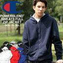 【送料無料】 Champion チャンピオン パーカー メンズ スウェット ジップアップパーカー 大きいサイズ メンズ power b…