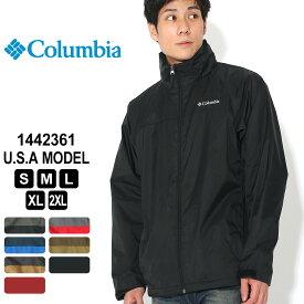 【送料無料】 Columbia コロンビア ジャケット フード付き 1442361 ブランド アウター レインウェア 防寒 防水 軽量 【COP】