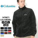 【送料無料】 コロンビア ジャケット フリース フルジップ 1476671 ブランド Columbia アウター 防寒