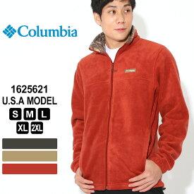 【送料無料】 コロンビア ジャケット フリース フルジップ 1625621 ブランド Columbia アウター 防寒
