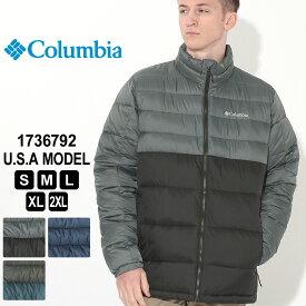 コロンビア ジャケット 中綿 1736792|ブランド Columbia|アウター 防寒 耐水 軽量 ダウンインサレーション