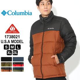 【送料無料】 コロンビア ジャケット 中綿 メンズ 秋冬 1738021 ブランド Columbia アウター 防寒 耐水 軽量 オムニヒート