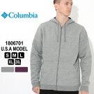 コロンビアパーカージップアップ1806701|ブランドColumbia|フルジップフーディー防寒