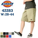 Dickies ディッキーズ ハーフパンツ 42283 dickies ハーフパンツ メンズ ひざ下 大きいサイズ メンズ パンツ Dickies 42283 ...