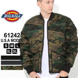 割引クーポン配布中 | ディッキーズ ジャケット キルティング 61242 メンズ|大きいサイズ USAモデル Dickies