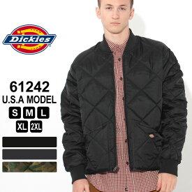 【送料無料】 ディッキーズ ジャケット キルティング 61242 メンズ|大きいサイズ USAモデル Dickies 【W】