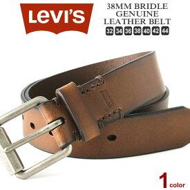リーバイス ベルト 38mm メンズ 大きいサイズ USAモデル|ブランド Levi's Levis|本革 レザー アメカジ カジュアル