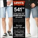 Levi's リーバイス 541 ハーフパンツ メンズ デニム ショートパンツ メンズ 大きいサイズ メンズ リーバイス ハーフパンツ デニム メンズ levis541 ハーフパンツ アメカジ