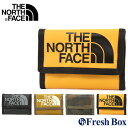 [10%OFFクーポン配布] ノースフェイス 財布 TNF ロゴ 三つ折り メンズ レディース NF00CE69 USAモデル ブランド THE NORTH FACE ミニ財布