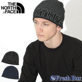 【送料無料】 ノースフェイス ニット帽 TNF ロゴ メンズ レディース NF0A3FNB USAモデル|ブランド THE NORTH FACE|帽子 ビーニー ニットキャップ