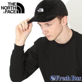ノースフェイス キャップ TNF ロゴ パイル フリース レディース メンズ NF0A3FNH USAモデル|ブランド THE NORTH FACE|帽子 ローキャップ サイズ調整可能