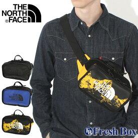 ノースフェイス バッグ ウエストポーチ 3L TNF ロゴ メンズ レディース NF0A3KYX USAモデル|ブランド THE NORTH FACE|ウエストバッグ