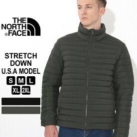 [10%OFFクーポン配布] ノースフェイス ダウンジャケット ストレッチ メンズ NF0A3Y56|ブランド THE NORTH FACE|防寒 軽量 アウター