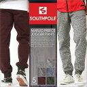 【送料299円】 サウスポール SOUTH POLE ジョガーパンツ メンズ 裏起毛 [ジョガーパンツ メンズ 大きいサイズ メンズ スウェットパンツ メンズ 裏起毛 柄 ストリート ダンス XL X