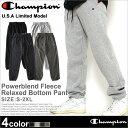 【送料299円】 チャンピオン Champion チャンピオン スウェットパンツ メンズ 大きいサイズ Relaxed Bottom Pant [CHAMPION チャンピオン スウェットパンツ 大き