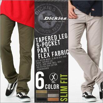 Dickies Dickies锥形裤子纤细人[Dickies Dickies工作裤小直筒裤人Dickies卡其色系短裤小直筒裤裤子工作裤纤细大的尺寸人36英寸38英寸](USA型号)