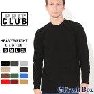 PRO CLUB プロクラブ ロンt メンズ 無地 大きいサイズ メンズ tシャツ […