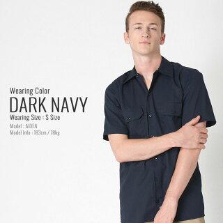 ディッキーズワークシャツ