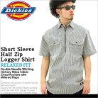 【2枚で送料無料】 Dickies ディッキーズ シャツ 半袖 メンズ 大きいサイズ ≪USAモデル≫ [デ…