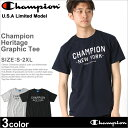 チャンピオン Champion チャンピオン Tシャツ メンズ 半袖 ストリート [チャンピオン Champion Tシャツ メンズ 大きいサイズ メンズ tシャツ アメカジ tシャツ 半袖tシャツ