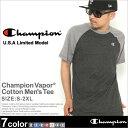 【送料299円】 チャンピオン Champion チャンピオン Tシャツ メンズ 半袖 大きいサイズ (USAモデル) [チャンピオン Champion tシャツ 半袖 メンズ 半袖tシャツ ラグラン