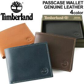ティンバーランド timberland 財布 メンズ 三つ折り 財布 本革 レザー 革 財布 ブランド (USA規格)