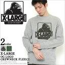 【送料無料】 x-large エクストララージ トレーナー メンズ 大きいサイズ メンズ xlarge [エクストララージ x-large トレーナー xlar...