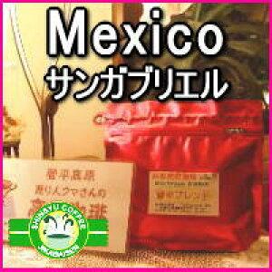 焼き立て深煎りコーヒー豆 メキシコ【サンガブリエル】保存に便利な500gパック約60杯分焼き立てコーヒー豆直送!
