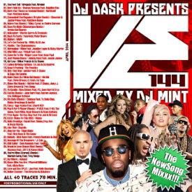 DJ Mint / DJ DASK Presents VE144【 MIXCD 】