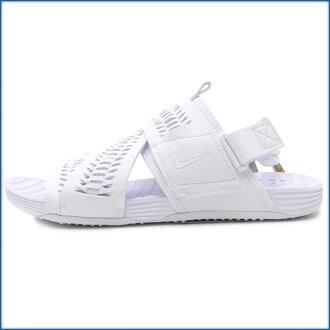 耐克 (Nike) 空气 SOLARSOFT 曲折 WVN SP (太阳能软曲折) (凉鞋) 白/白 776444-110 491-001883-260