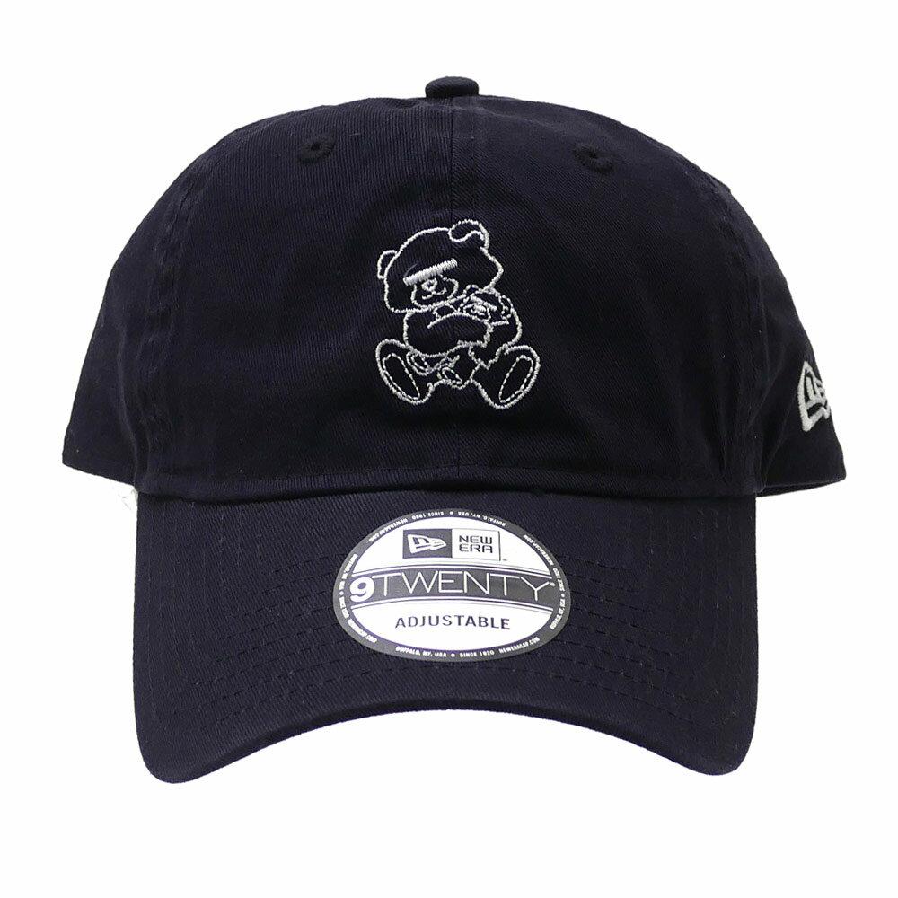 アンダーカバー UNDERCOVER x NEW ERA ニューエラ BEAR 9TWENTY CAP キャップ 265000959010 【新品】