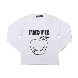 アンダーカバー UNDERCOVER KIDS SMILE APPLE LS TEE 長袖Tシャツ 202000725112 【新品】