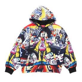 [期間限定!!店長気まぐれセール!!]シュプリーム SUPREME The Yard Hooded Work Jacket ワークジャケット MULTI 228000157 【新品】