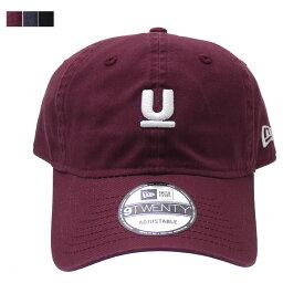 アンダーカバー UNDERCOVER x NEW ERA ニューエラ U 9TWENTY CAP キャップ 265001062011 【新品】