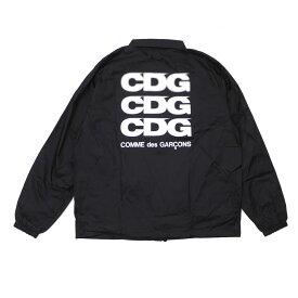 CDG シーディージー COACH JACKET コーチジャケット BLACK 225000377051 【新品】 COMME des GARCONS コムデギャルソン