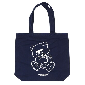 UNDERCOVER (under cover) BEAR Mini Tote Bag (Tote) NAVY 277 - 002278 - 017x