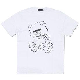 新品 アンダーカバー UNDERCOVER NEU BEAR TEE Tシャツ WHITE ホワイト 白 メンズ