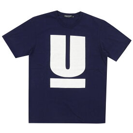 新品 アンダーカバー UNDERCOVER U TEE Tシャツ NAVY ネイビー 紺 メンズ