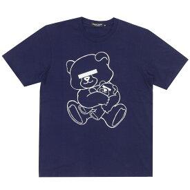 新品 アンダーカバー UNDERCOVER NEU BEAR TEE Tシャツ NAVY ネイビー 紺 メンズ