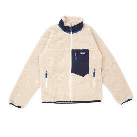 Patagonia パタゴニア M's Classic Retro-X Jacket メンズ クラシック レトロX ジャケット Natural ナチュラル NAT 【新品】23056 2019FW 228000171036 フリース パイル カーディガン