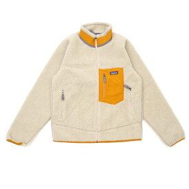 Patagonia パタゴニア M's Classic Retro-X Jacket メンズ クラシック レトロX ジャケット Pelican Wren Gold ペリカン PEWG 【新品】23056 2019FW 228000171038 フリース パイル カーディガン