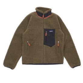 Patagonia パタゴニア M's Classic Retro-X Jacket メンズ クラシック レトロX ジャケット Sage Khaki カーキ SKA 【新品】23056 2019FW 228000171035 フリース パイル カーディガン