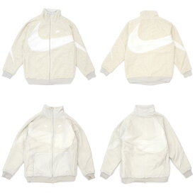新品 ナイキ NIKE AS M NSW VW SWSH FULL ZIP JKT ボア ジャケット LIGHT BONE/SAIL BQ6546-070 メンズ 新作 BIG SWOOSH BOA JACKET