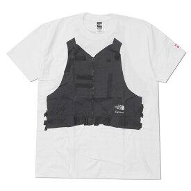 新品 シュプリーム SUPREME x ザ ノースフェイス THE NORTH FACE 20SS RTG Tee Tシャツ WHITE ホワイト 白 メンズ 2020SS 新作
