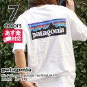 新品パタゴニアPatagonia2020SSM'sP-6LogoResponsibiliTeeロゴレスポンシビリTシャツREGULARFITレギュラーフィット38504メンズレディース新作20SS新作