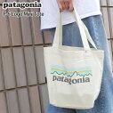 新品パタゴニアPatagoniaP-6LogoMiniToteトートバッグエコバッグPastelP-6LogoBleachedStoneベージュPLBE59275メンズレディース新作